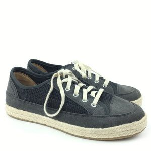 New Clarks Collection Espadrilles 8.5 39.5 Cushion
